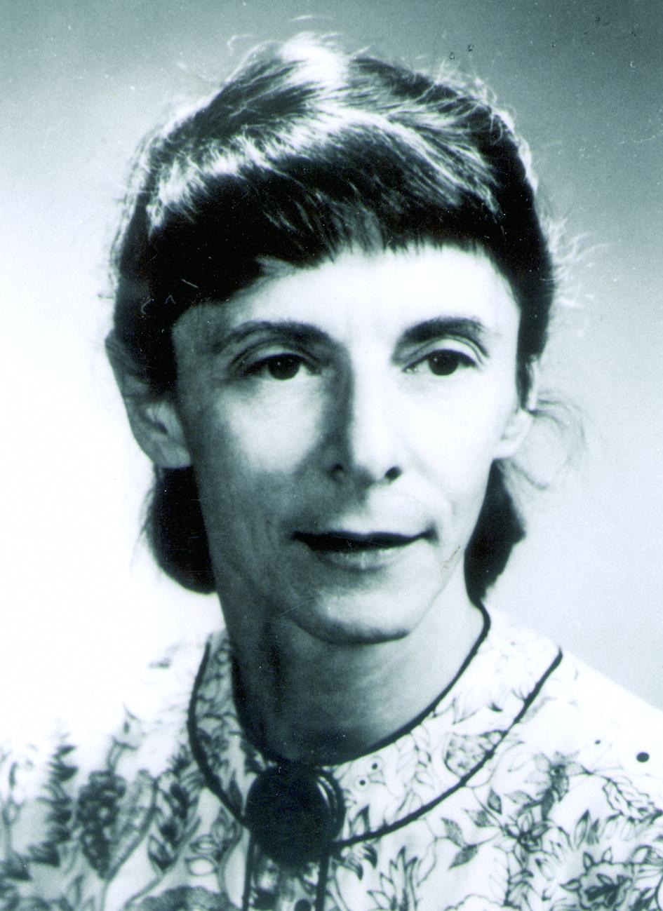 Portraitfoto von Frau Liane B. Russell.
