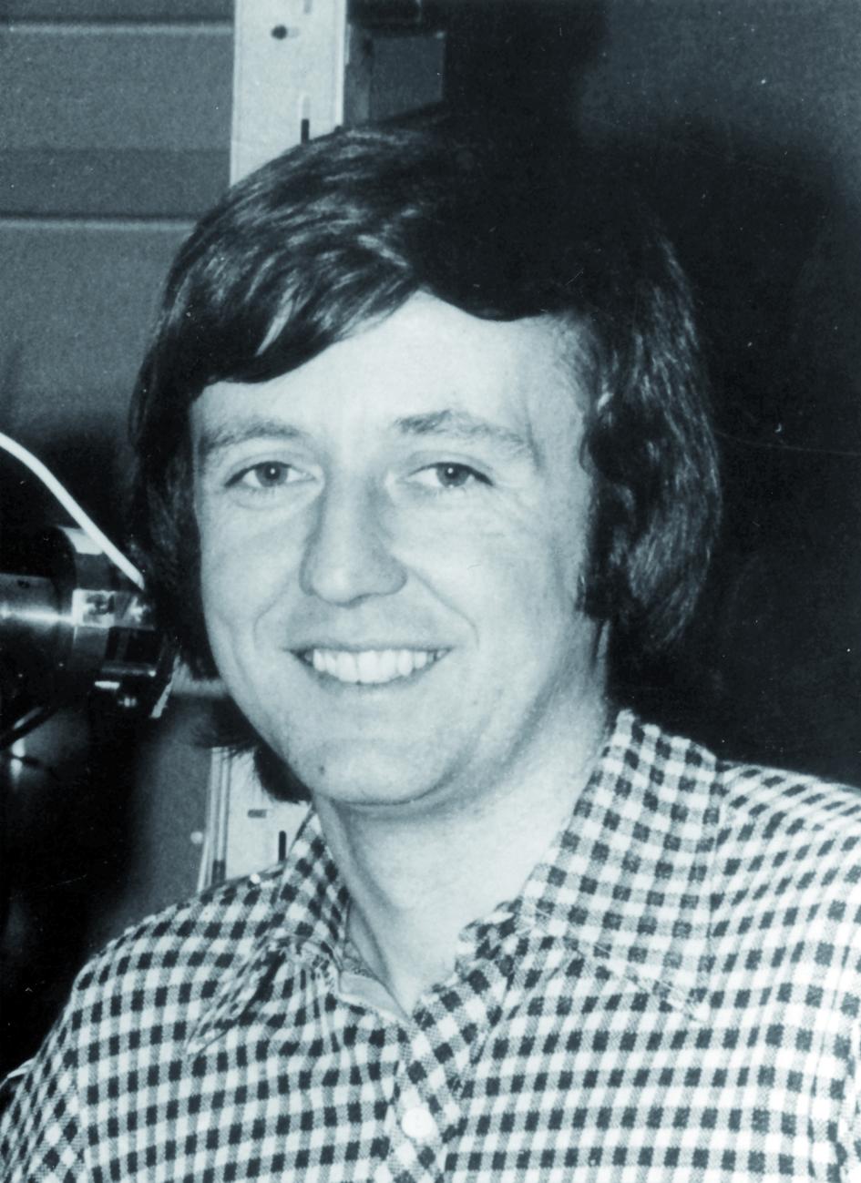 Portraitfoto von Herrn Frans Willem Saris.