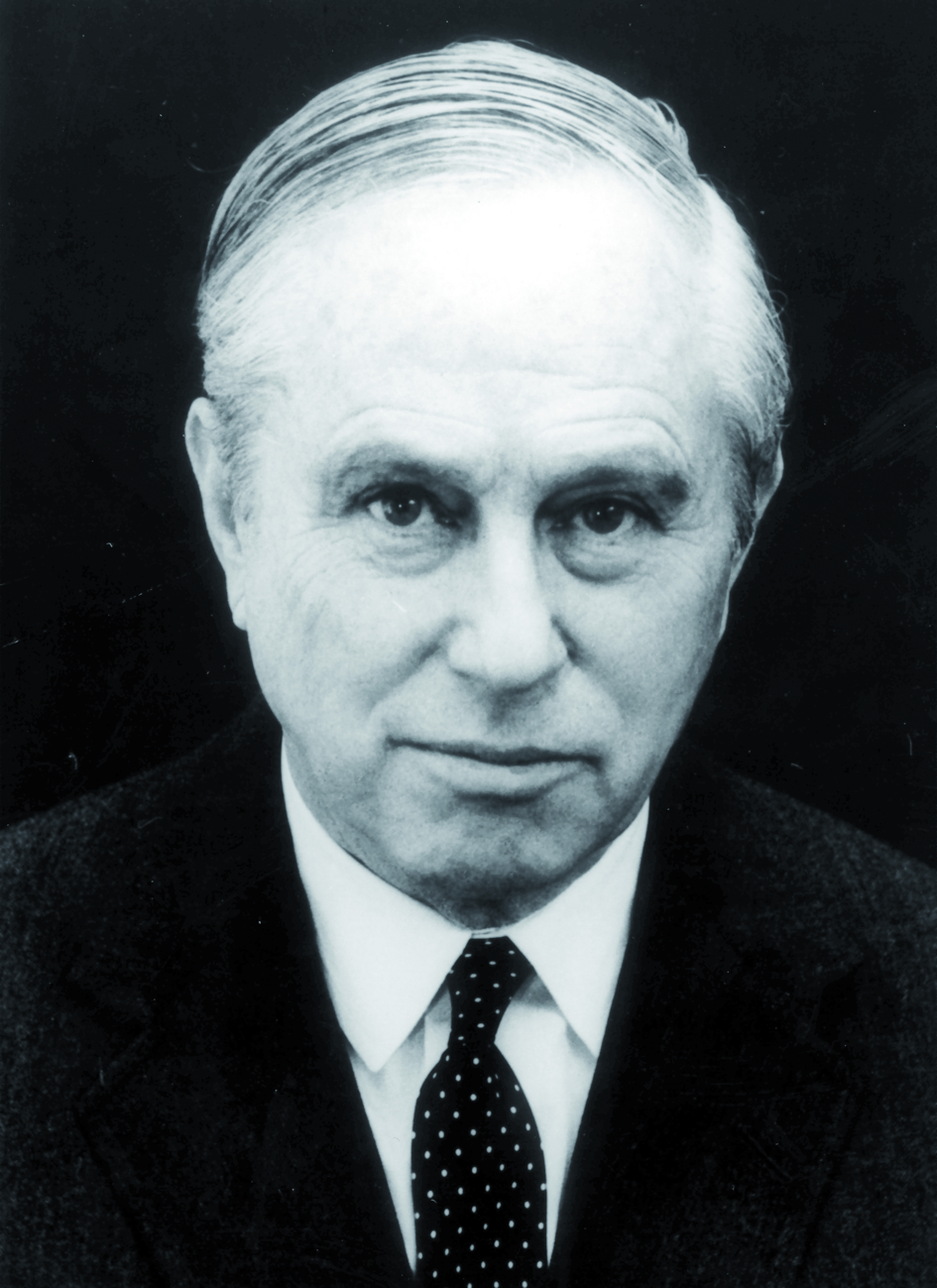 Portraitfoto von Herrn Karl Musshoff.