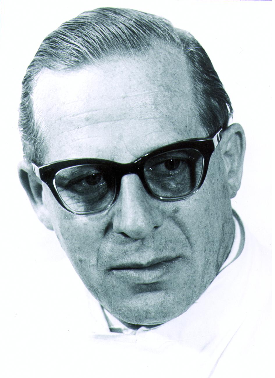 Portraitfoto von Herrn Heinz Vieten.