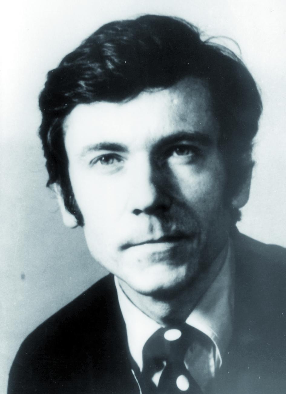 Portraitfoto von Herrn Albrecht Kellerer.