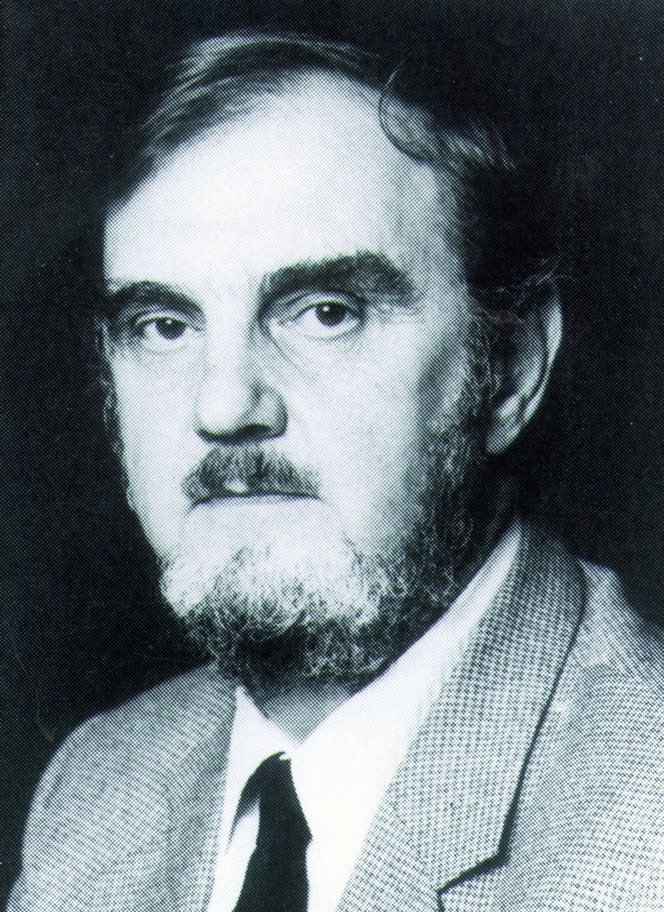 Portraitfoto von Herrn Gerald Edward Adams.