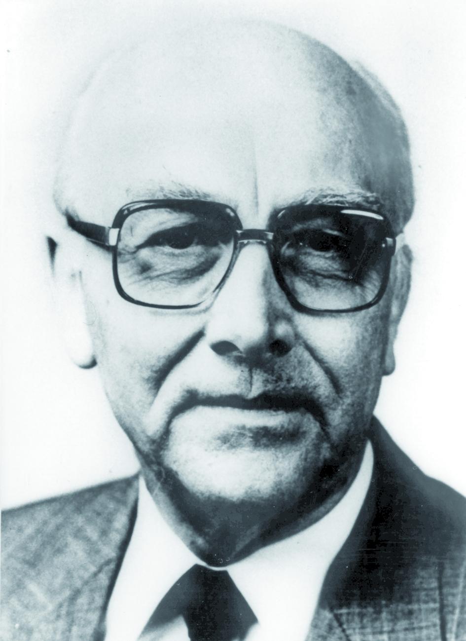 Portraitfoto von Herrn Ludwig Feinendegen.