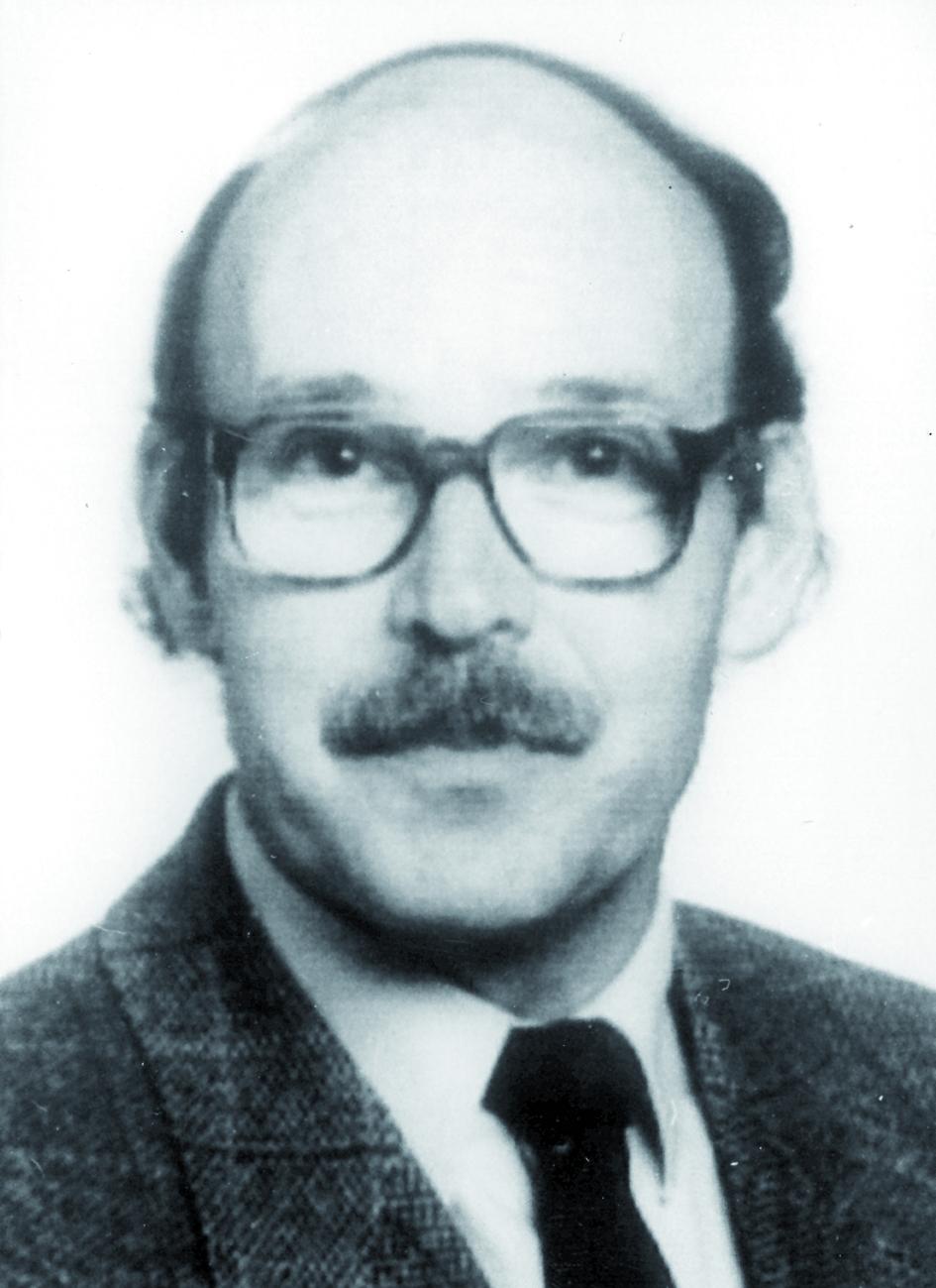 Portraitfoto von Herrn Günther Schmal.