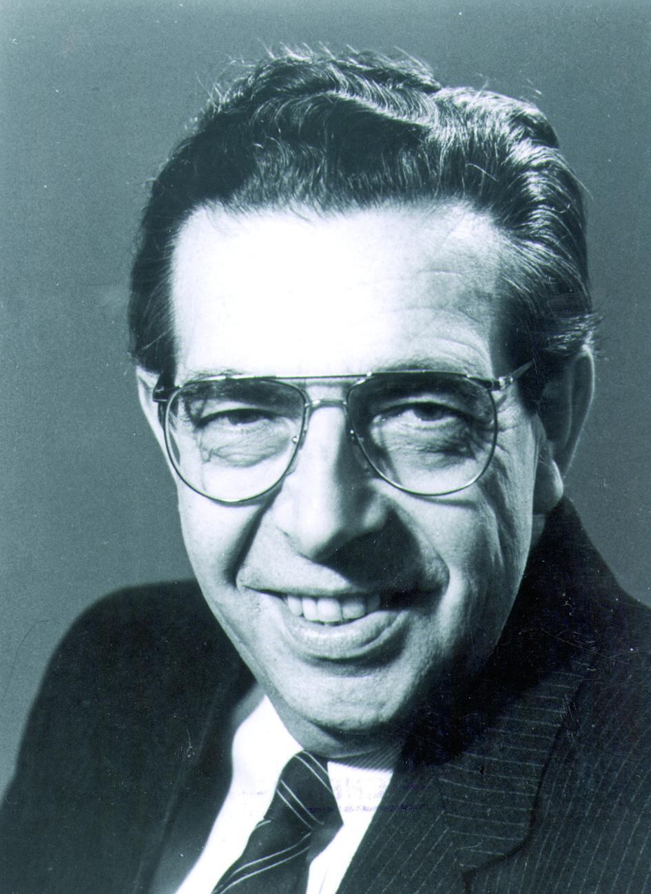 Portraitfoto von Herrn Albert L. Baert.