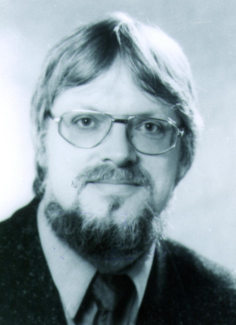 Portraitfoto von Herrn Josef Kosanetzky.