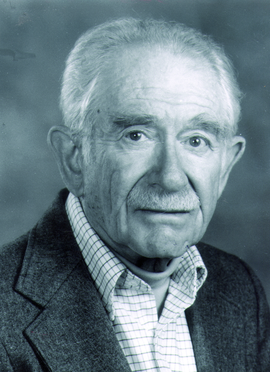 Portraitfoto von Herrn Mortimer Elkind.