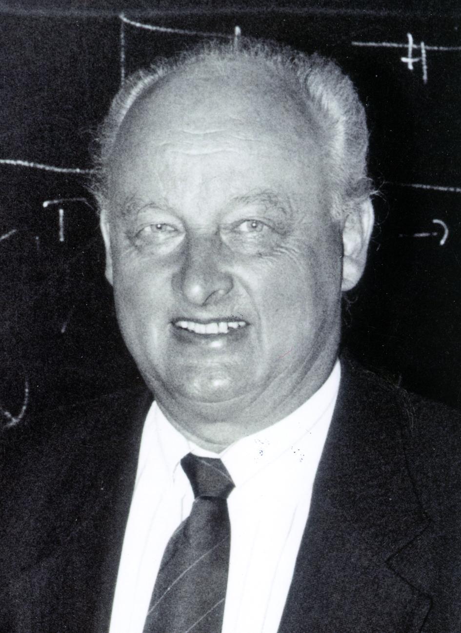 Portraitfoto von Herrn Joachim Trümper.