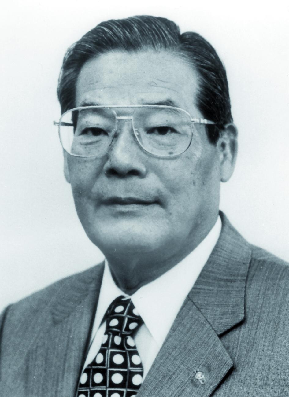 Portraitfoto von Herrn Heizaburou Ichikawa.
