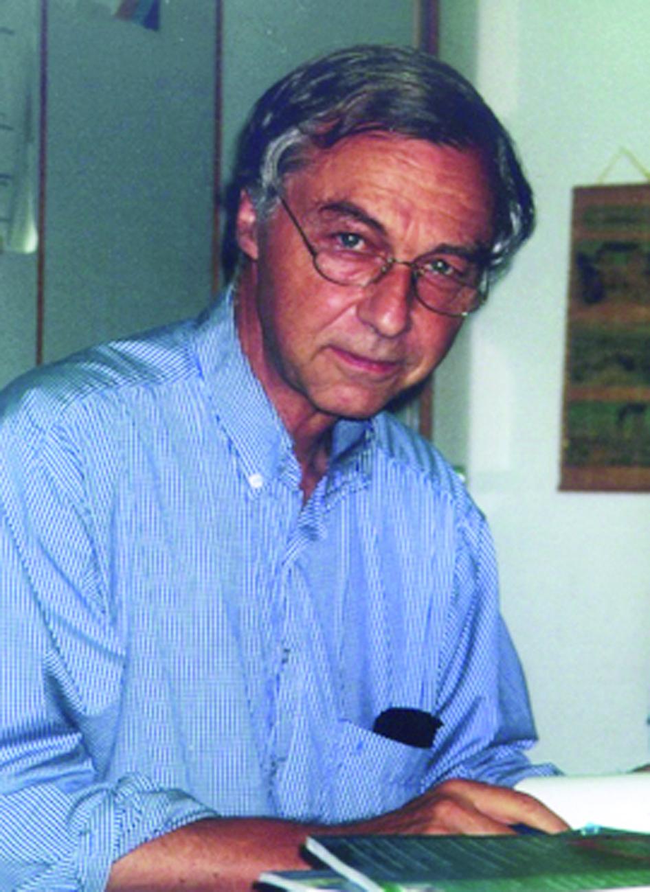 Portraitfoto von Herrn Robert Huber.