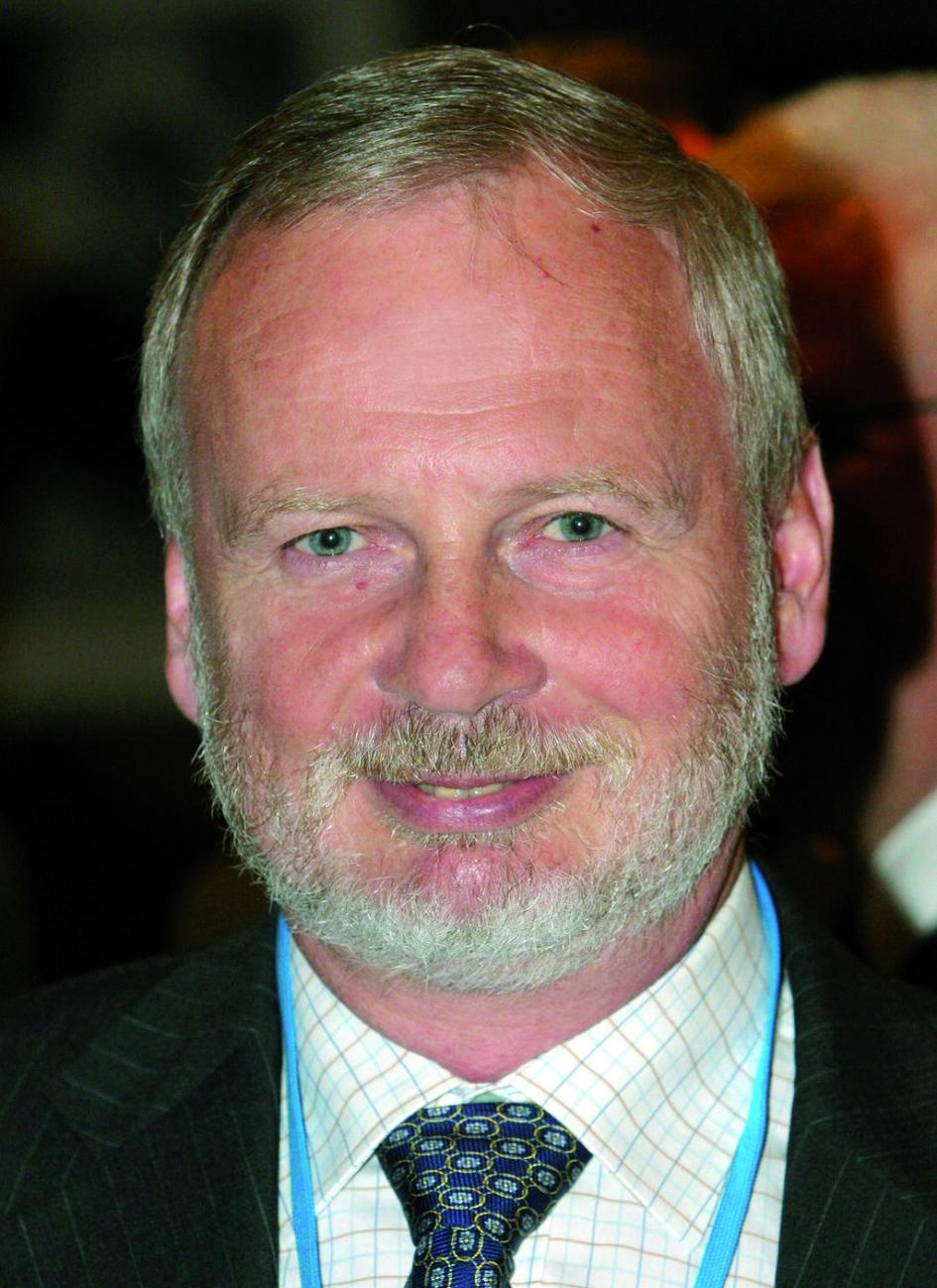 Portraitfoto von Herrn Hartmut Michel.
