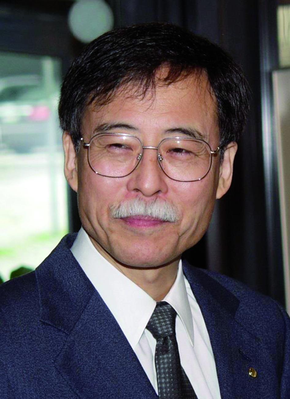 Portraitfoto von Herrn Ohtsura Niwa.