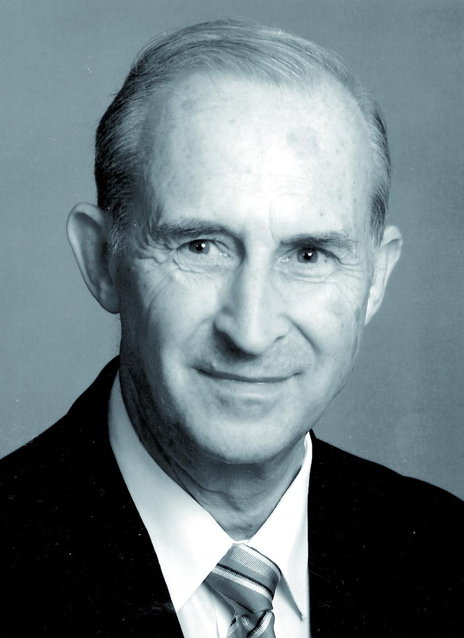 Portraitfoto von Herrn Horst Sack.