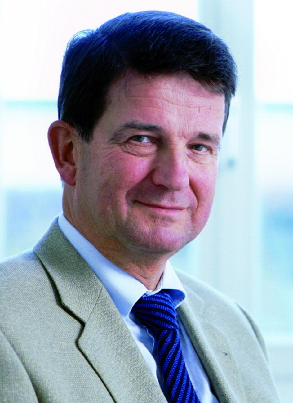 Portraitfoto von Herrn Rolf Sauer.