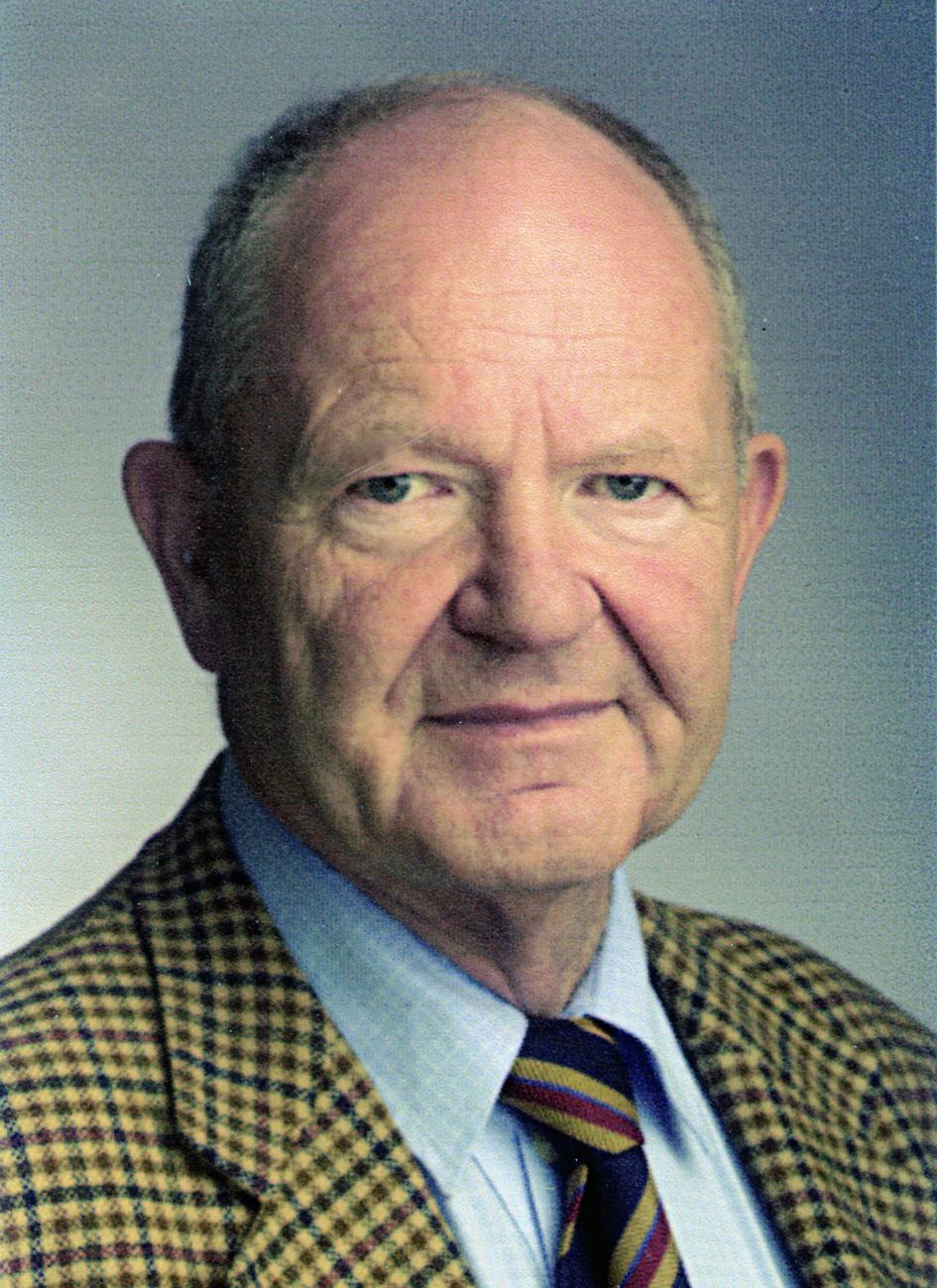 Portraitfoto von Herrn Michael Wannenmacher.