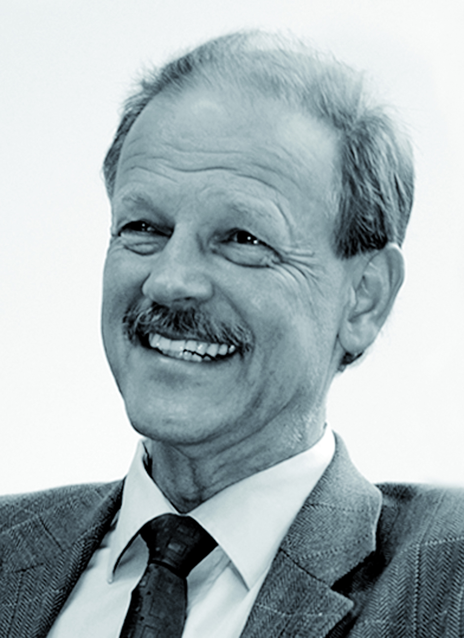Portraitfoto von Herrn Willi Kalender.