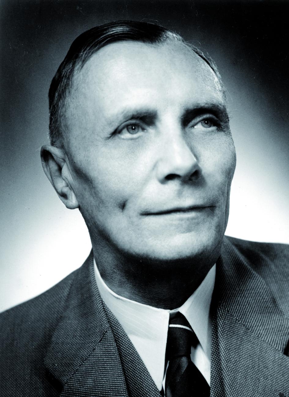 Portraitfoto von Herrn Glocker.