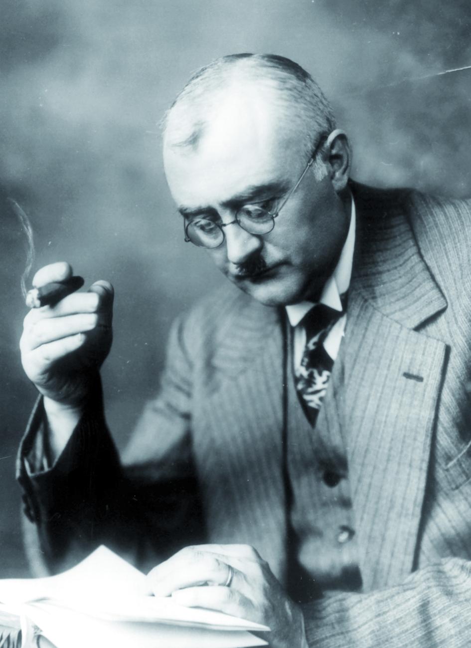 Portraitfoto von Herrn Wilhelm Rees.