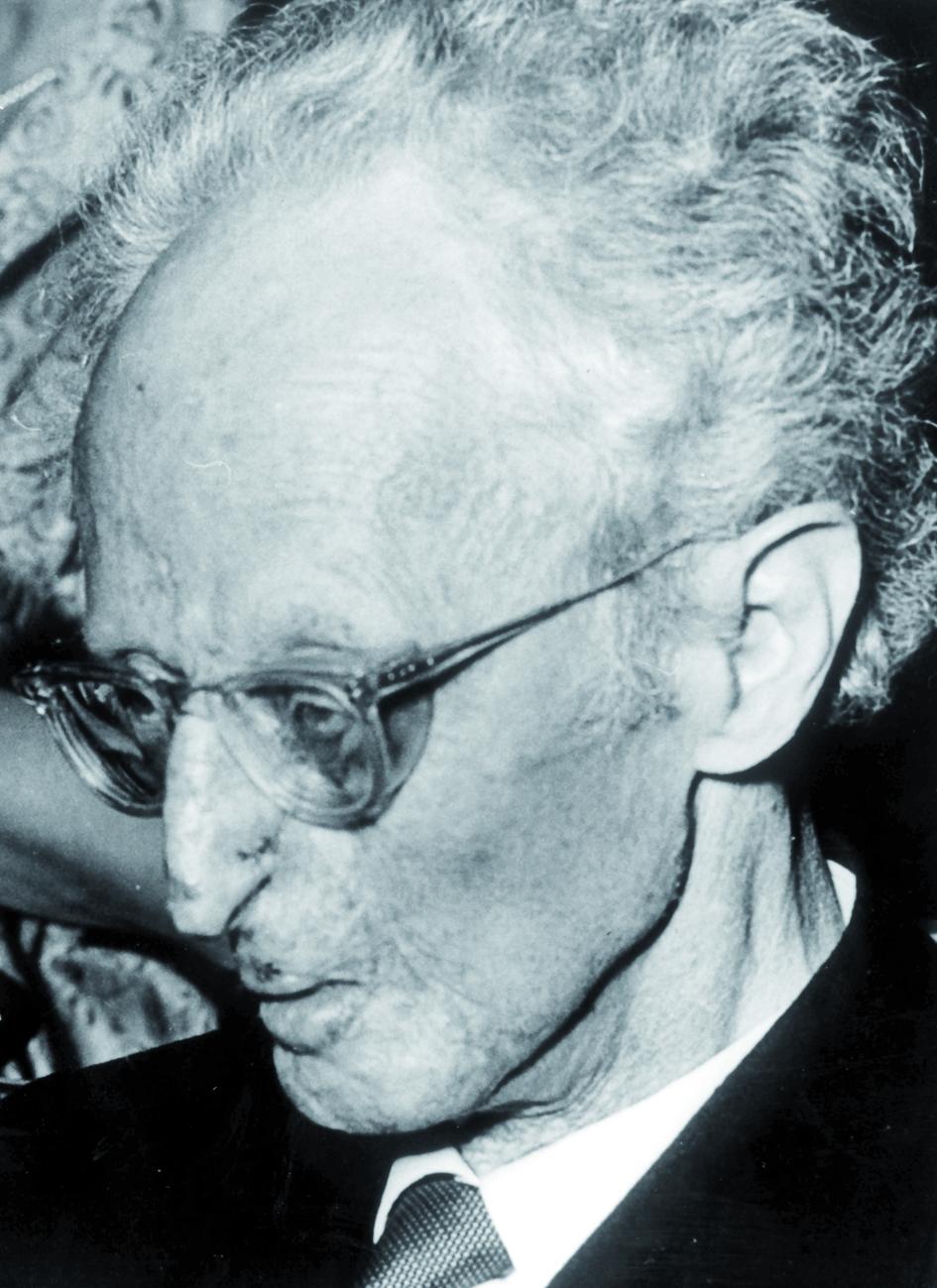 Portraitfoto von Herrn Friedrich Dessauer.