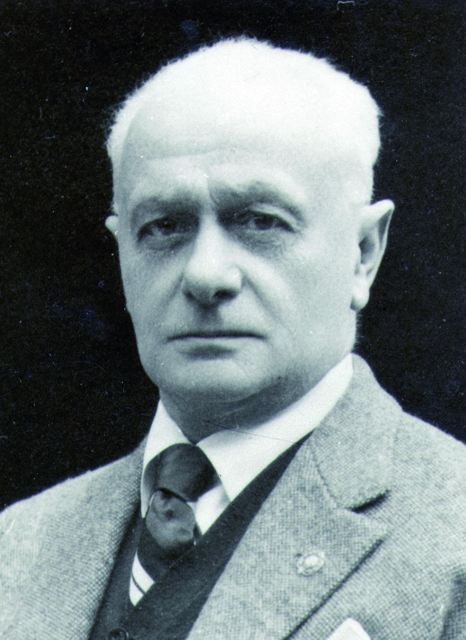 Portraitfoto von Herrn Mario Ponzio.