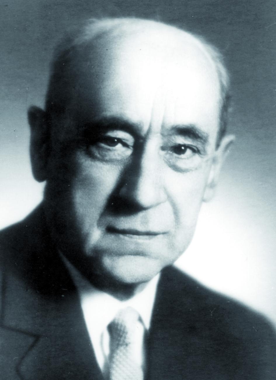 Portraitfoto von Herrn Anton Leb.
