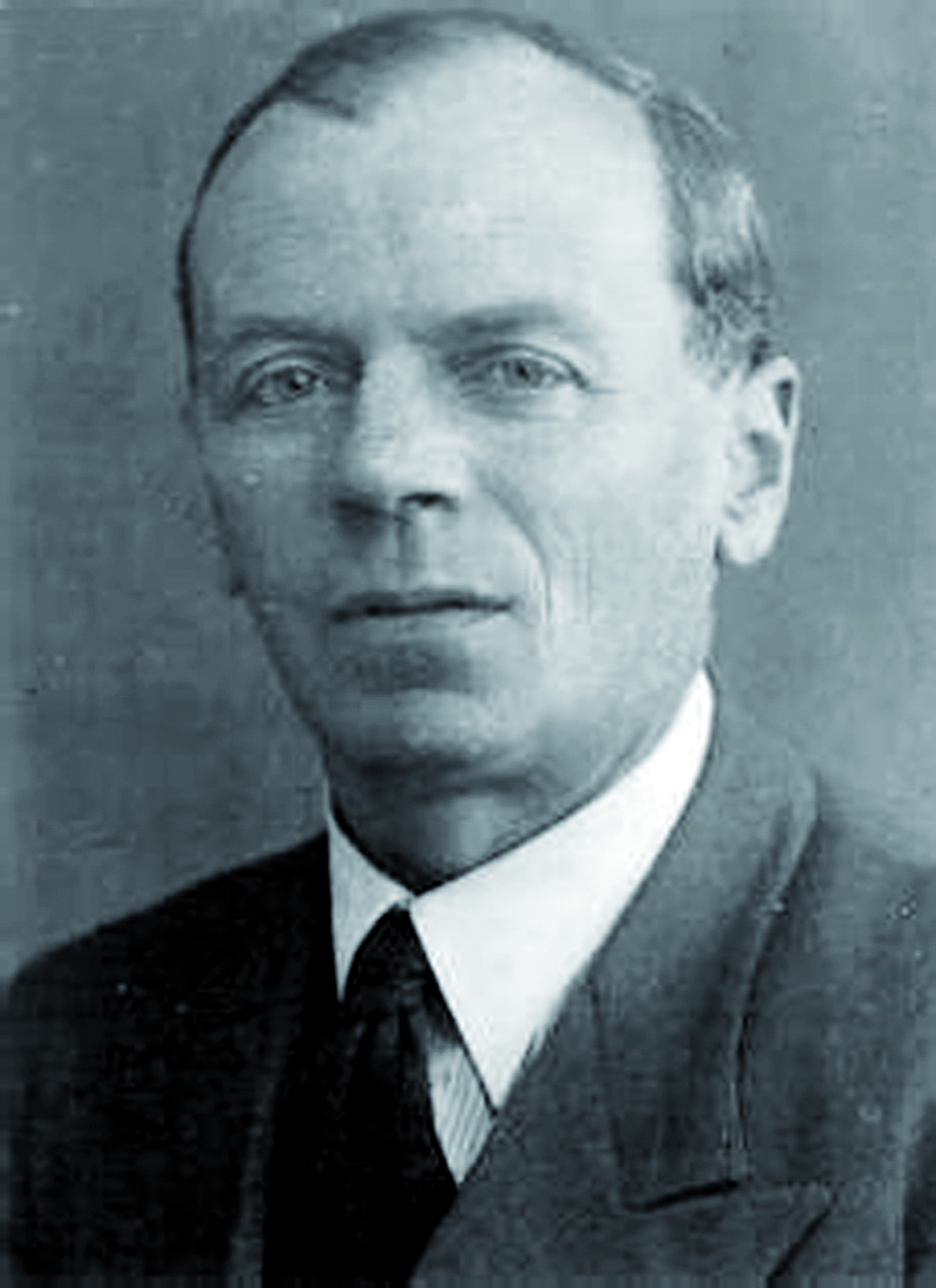 Portraitfoto von Herrn Kuhlenkampf.