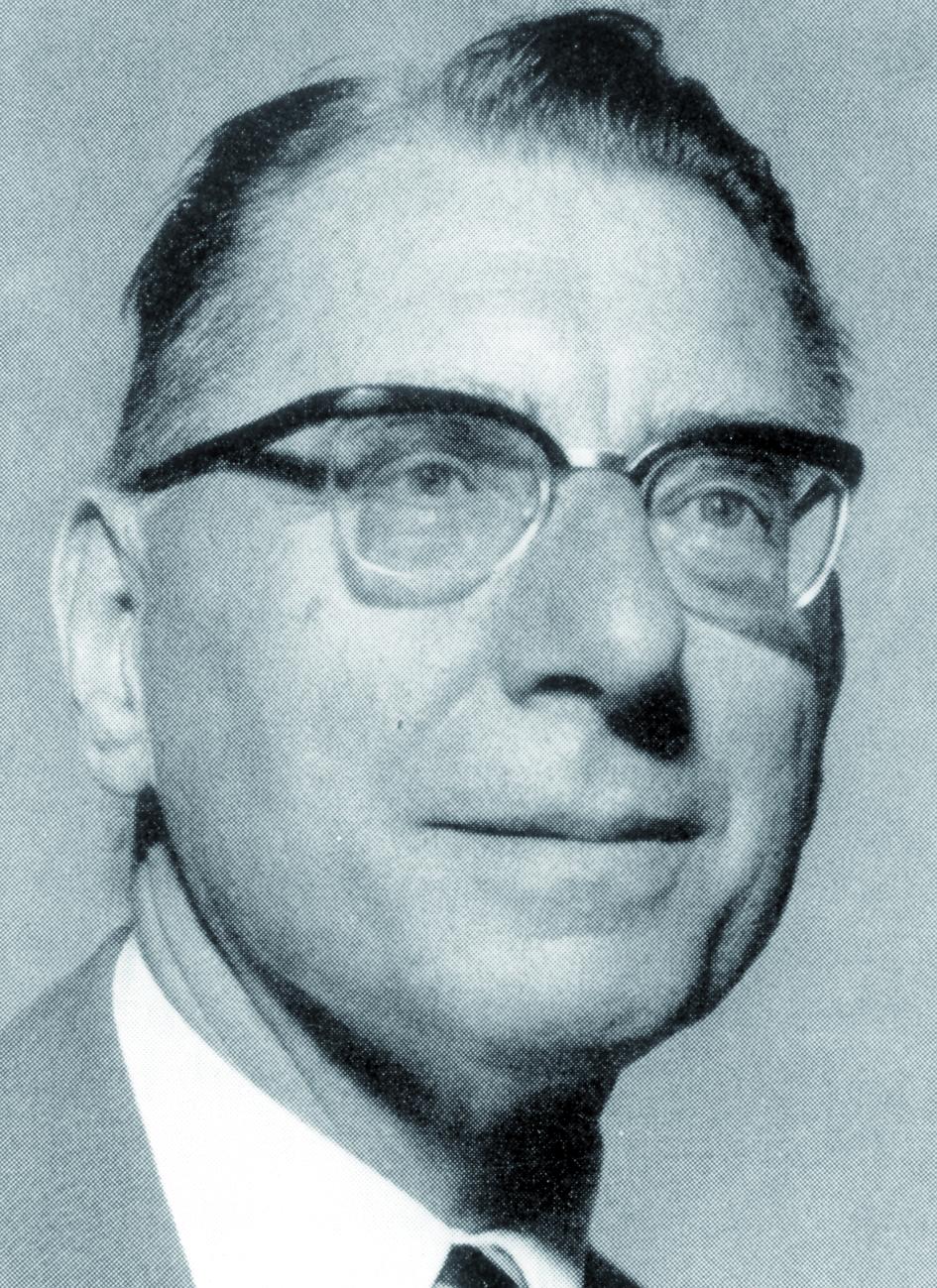 Portraitfoto von Herrn Hanns Langendorf.