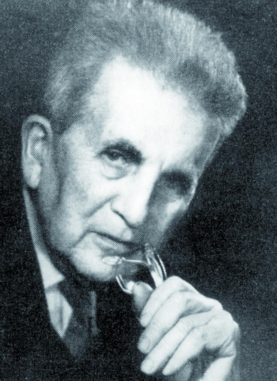 Portraitfoto von Herrn Gottfried Spiegler.
